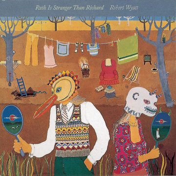 20170906Robert Wyatt - Ruth